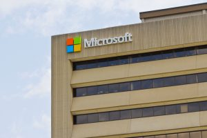 Indianapolis, US - May 15, 2016: Microsoft Midwest District Headquarters I